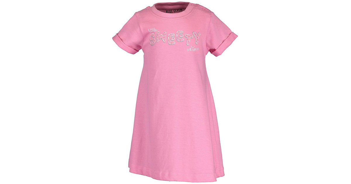 Baby Jerseykleid pink Gr. 68 Mädchen Baby