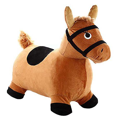 Мяч-прыгун Shantou Gepar Лошадка, коричневая от Shantou Gepai