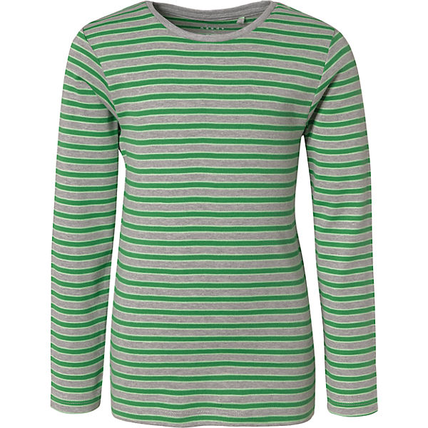 NMMVILLY LS SLIM TOP D - T-Shirts - männlich