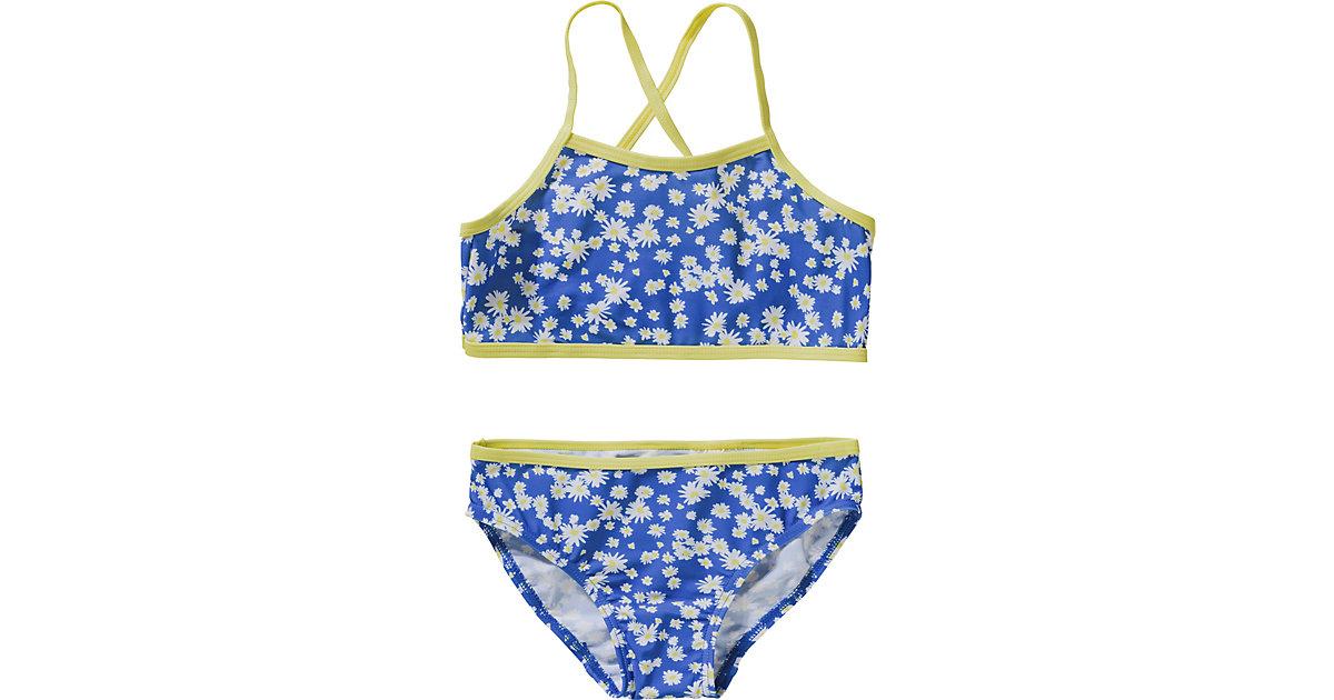 Kinder Bikini NKFZUMMERU blau Gr. 146/152 Mädchen Kinder