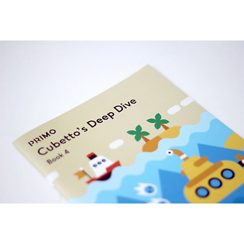 "Карта для путешествий Primo Toys ""Океан"" от Primo Toys"