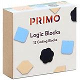 Набор дополнительных логических блоков Primo Toys