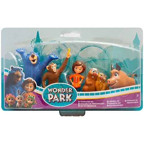 """Игровой набор Волшебный парк Джун """"Любимые герои"""" от Волшебный парк Джун"""