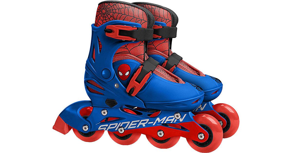 Spider-Man Inliner blau/rot Gr. 30-33