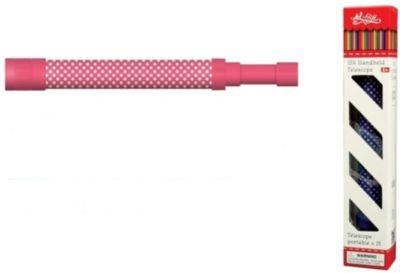 Ручной телескоп Eastcolight, розовый