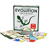 """Настольная игра Правильные игры """"Эволюция"""", базовый набор"""