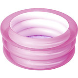 Надувной бассейн Bestway, 43 л, розовый