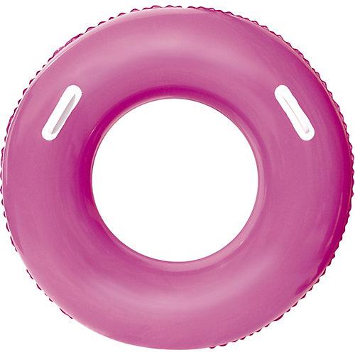 Круг для плавания Bestway с ручками, фиолетовый от Bestway
