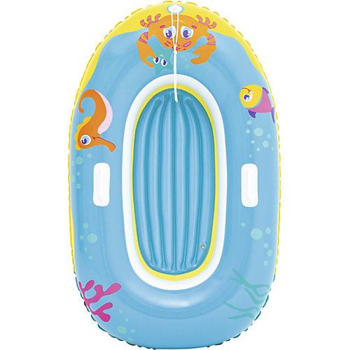 Лодочка для плавания Bestway Крабики, голубая от Bestway