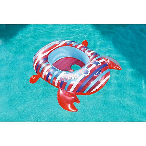 Лодочка для плавания Bestway Крабик, красная от Bestway