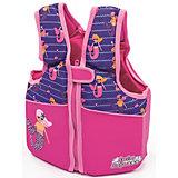 Жилет для плавания Bestway с пенопластовыми вставками, розовый