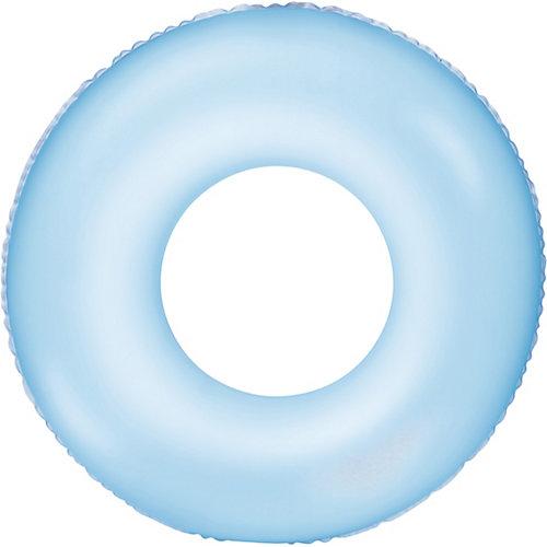 Круг для плавания Bestway Неоновый иней, 91 см, голубой от Bestway
