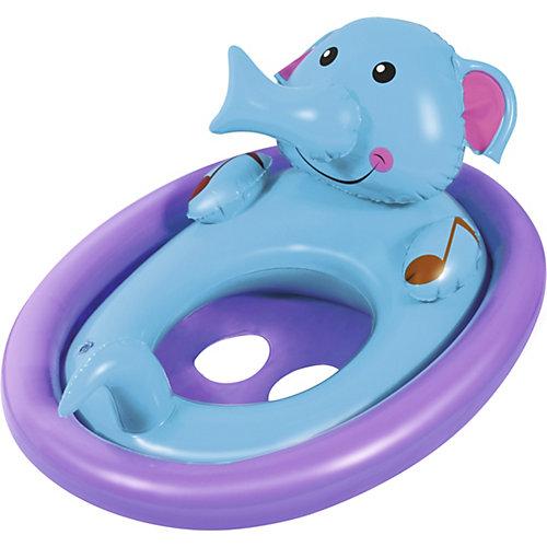 "Лодочка для плавания Bestway ""Животные"", слон от Bestway"