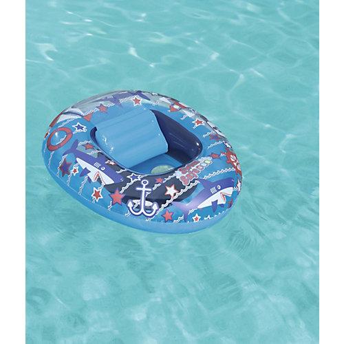 Лодочка для плавания Bestway, синяя от Bestway