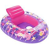 Лодочка для плавания Bestway, фиолетовая