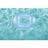 Круг для плавания Bestway Неоновый иней, 76 см, голубой