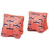 Нарукавники для плавания Bestway, 38*16,5 см, красные