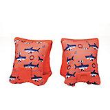 Нарукавники для плавания Bestway, 38*14 см, красные