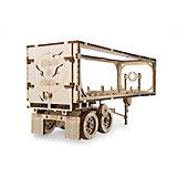 Сборная модель Ugears Полуприцеп к модели Тягач VM 03