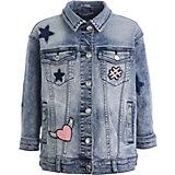 Куртка джинсовая Gulliver для девочки