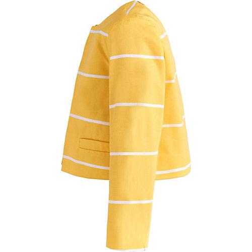 Жакет Gulliver - желтый от Gulliver