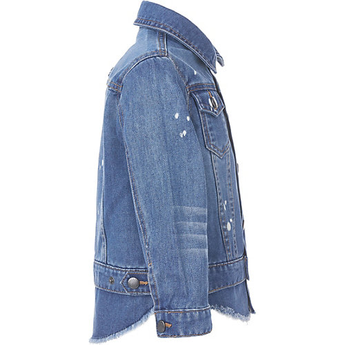 Джинсовая куртка Gulliver - джинсовый от Gulliver