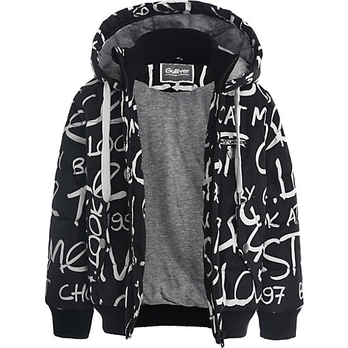 Куртка Gulliver - черный от Gulliver