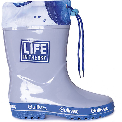 Резиновые сапоги Gulliver - серый от Gulliver