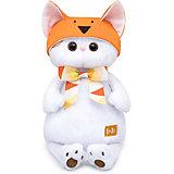 Мягкая игрушка Budi Basa Кошечка Ли-Ли в шапке - лисичка, 24 см