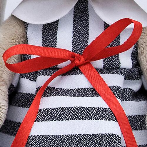 Мягкая игрушка Budi Basa Зайка Ми в платье в полоску, 25 см от Budi Basa