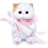 Мягкая игрушка Budi Basa Кошечка Ли-Ли Baby с погремушкой, 20 см