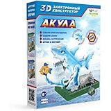 Электронный 3D-конструктор ND Play Акула