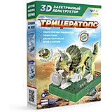 Электронный 3D-конструктор ND Play Трицератопс