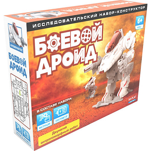 Конструктор ND Play Боевой дроид, 34 детали от ND Play
