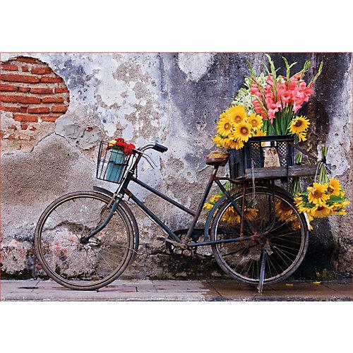 "Пазл Educa ""Велосипед с цветами"", 500 деталей от Educa"