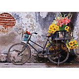 """Пазл Educa """"Велосипед с цветами"""", 500 деталей"""