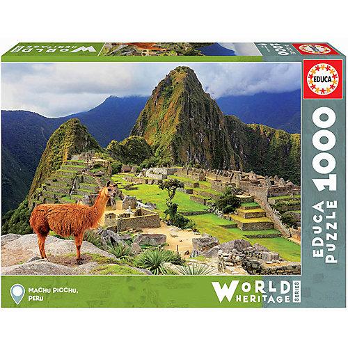"Пазл Educa ""Мачу-Пикчу, Перу"", 1000 деталей от Educa"