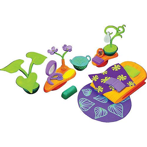 """Набор мебели Monchhichi """"Спальня"""", с фиолетовым ковром от Monchhichi"""