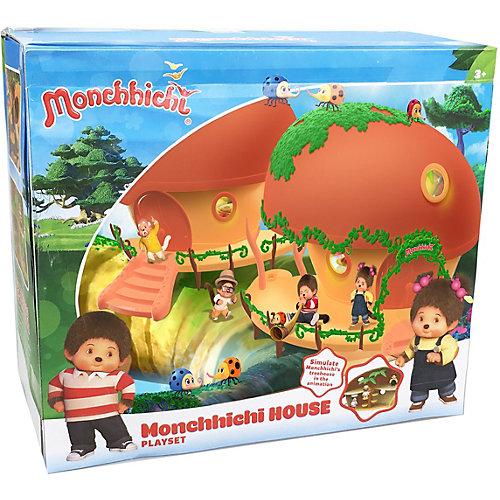 """Игровой набор Monchhichi """"Дом"""" от Monchhichi"""