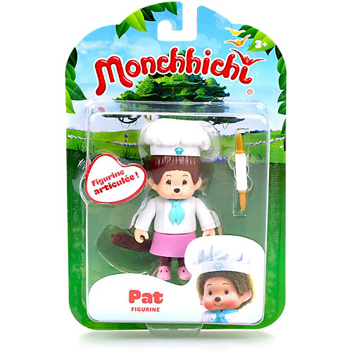 Фигурка Monchhichi Бэтси с аксессуаром от Monchhichi