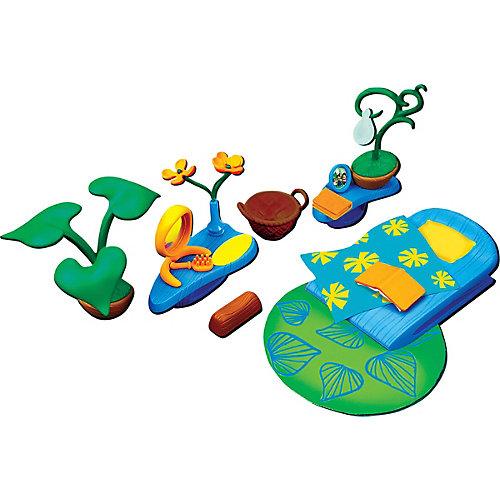 "Набор мебели Monchhichi ""Спальня"", с зеленым ковром от Monchhichi"