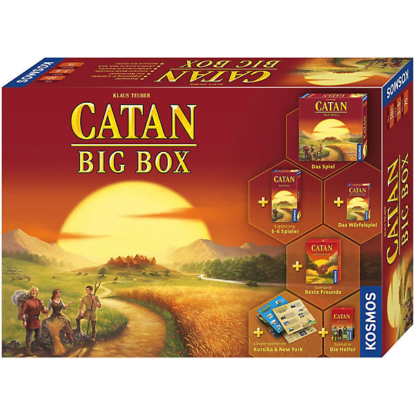 Catan - Big Box 2019