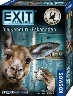 EXIT - Das Spiel - Die Känguru-Eskapaden - Level Fortgeschrittene