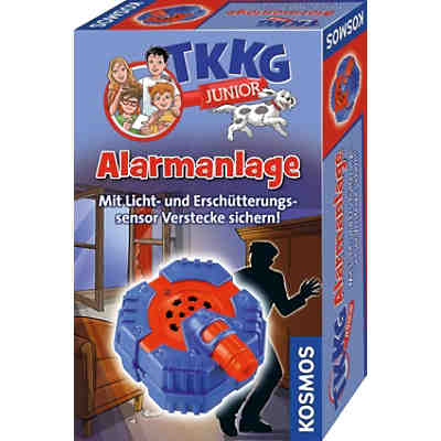 TKKG Junior Alarmanlage