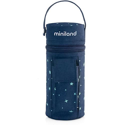 Нагреватель бутылочек Miniland Warmy Travel, синий - синий от Miniland