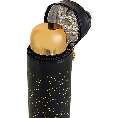 Термос Miniland с термосумкой Delux Thermos 500 мл, золотой - золотой от Miniland
