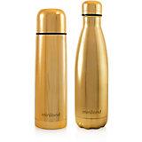Термос и термобутылка Miniland MyBaby&Me 500 мл, золотой