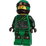 "Будильник LEGO Ninjago Movie (""Лего Фильм: Ниндзяго""), мини-фигура Lloyd"