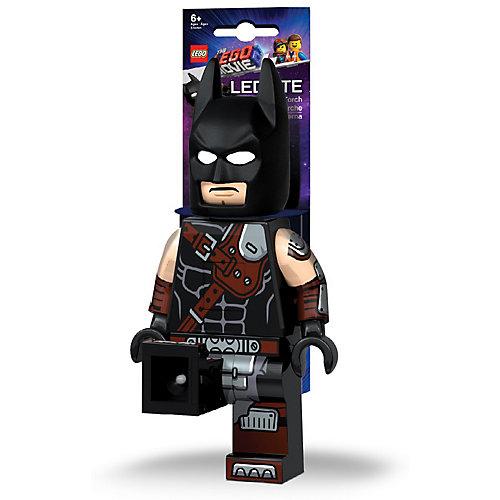Мини-фигура-фонарь LEGO Movie 2: Batman - черный от LEGO