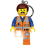 Брелок-фонарик для ключей LEGO Movie 2: Emmet